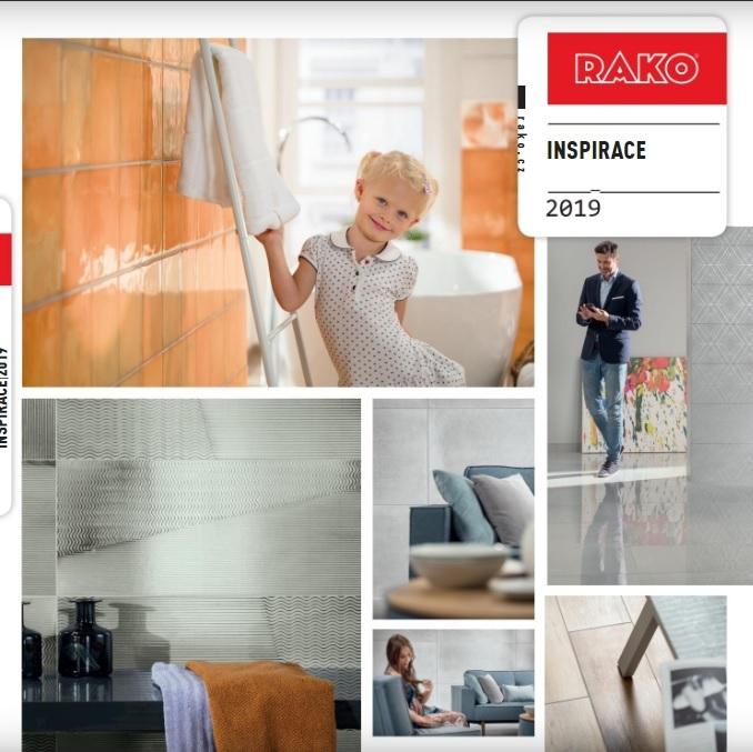 Společnost LASSELSBERGER s.r.o uvedla na trh novou kolekci keramických obkladů a dlažeb RAKO 2019