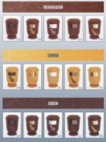 Katalog urny plast - oblá víčka